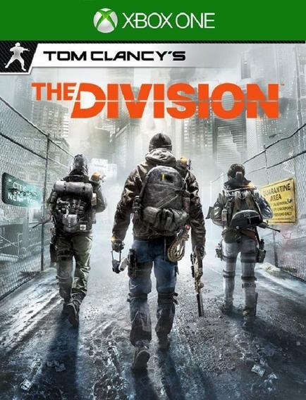 Tom Clancys The Division Xbox One - 25 Dígitos (envio Já)