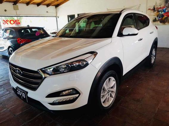 Hyundai Tucson 2.0 Limited Piel At 2018