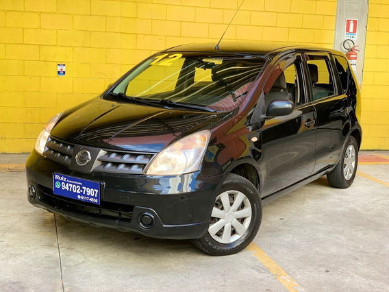 Nissan Lívina 2012 Baixa Quilometragem Metro Vila Prudente