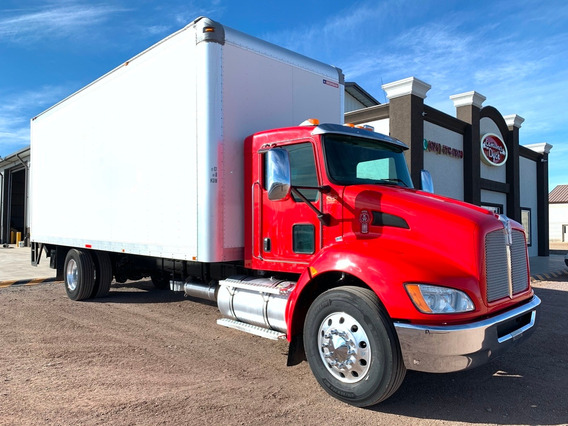 Camion Rabon Kenworth T370 Año 2013 Paccar Px6 260 Hp 24 Pie