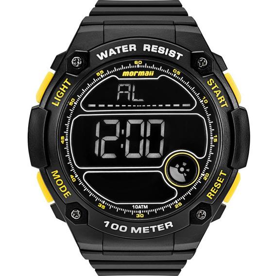 Relógio Mormaii Masculino Wave Mo3670/8y
