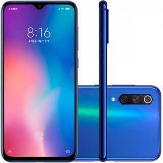 Smartphone Xiaomi Mi 9 Se 64gb 6gb Ram Versão Global Azul