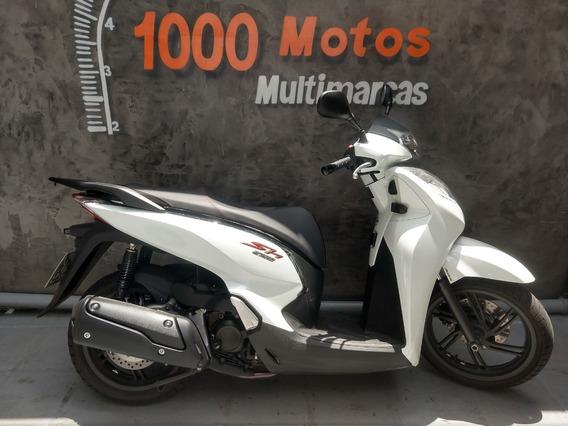 Honda Sh 300 I Sport 2019 Novinha Aceito Moto