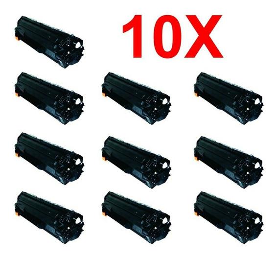 10 Toner 85a Hp Laserjet Usados Para Recarga.