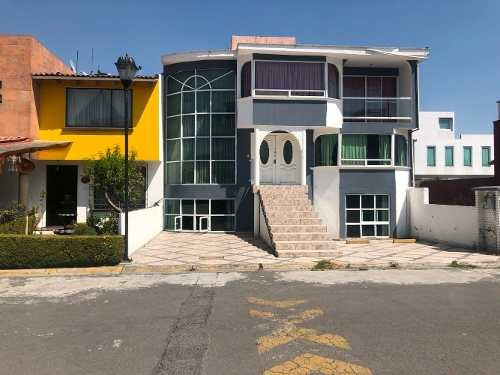 Venta Residencia Exhacienda San Jose Toluca 35 Min Sta. Fe