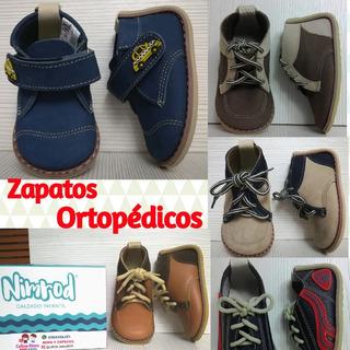Zapatos Ortopédicos Para Niños / Bebés Nuevos