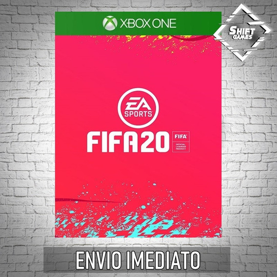 Fifa 20 Xbox One Código 25 Dígitos Br