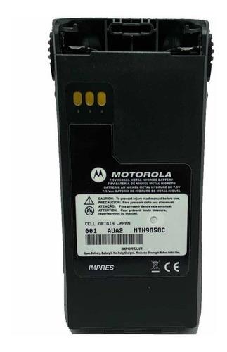 Batería Original Para Radio Motorola Xts 2250 Nueva