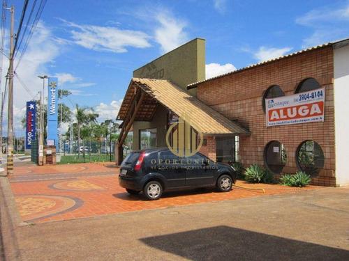 Imagem 1 de 14 de Área Para Alugar, 2750 M²  - Nova Ribeirânia - Ribeirão Preto/sp - Ar0026