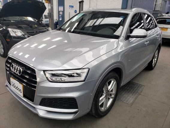 Audi Q3 S-line Turbo 1.4 Aut 5p 2018 Ebs223