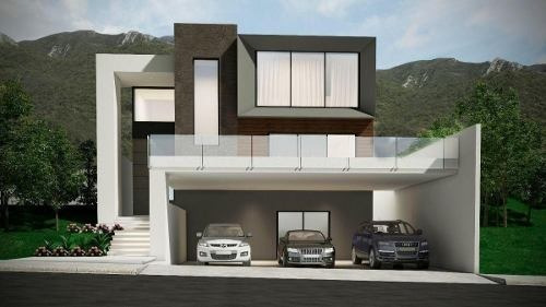 Casa En Lomas De Valle Alto, Monterrey