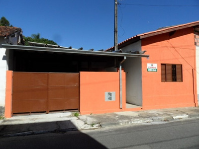 Casa Para Venda No Centro De Guararema - 633