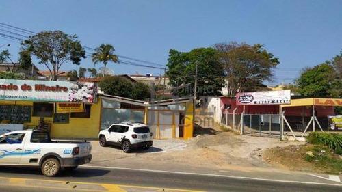 Terreno À Venda, 2100 M² Por R$ 2.011.000,00 - Jardim São Paulo - Valinhos/sp - Te2633