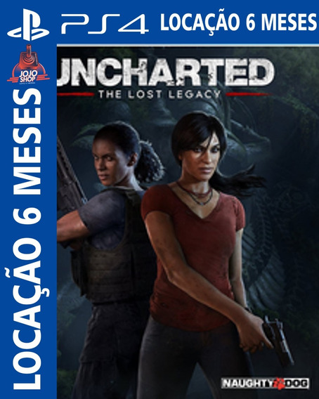 Uncharted The Lost Legacy Ps4 Primaria Original