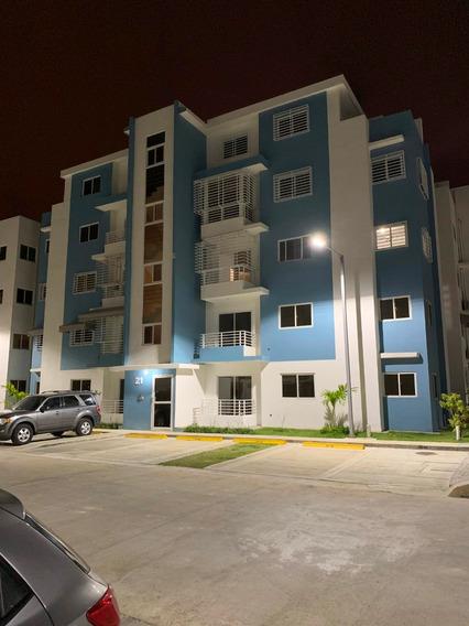 Se Alquila Apartamento Nuevo, Alameda, Santo Domingo Oeste.