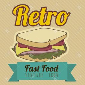 Pacote De Vetores E Imagens Vintage Retrô - Gold Pack -