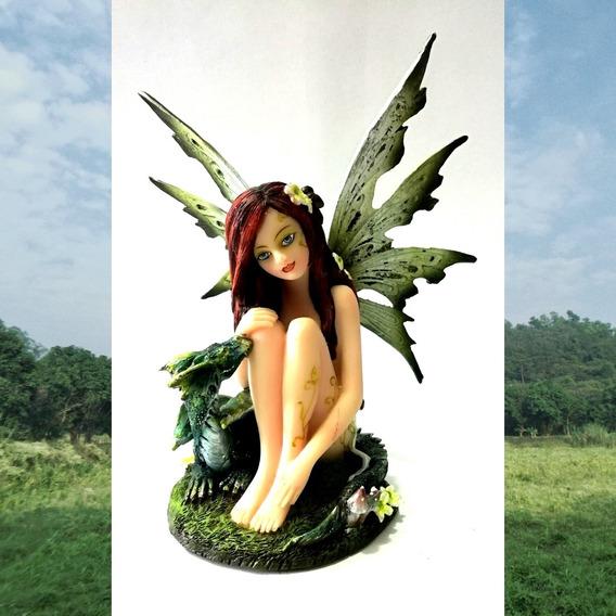 Hada Hermosa Del Dragon -envio Incluido-