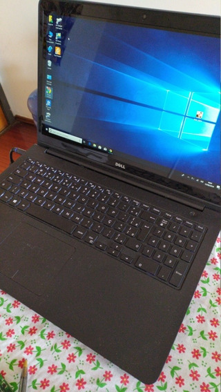 Notebook Dell I5 Touchscreen Full Hd R7 M260 16gb De Memória