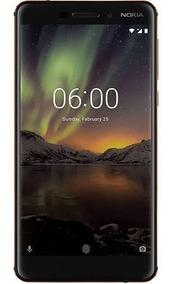 Nokia 6.1 32 Gb 4g Lte + Carcasa + Lamina - Prophone