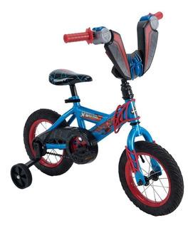 Bicicleta Huffy Spider-man Marvel