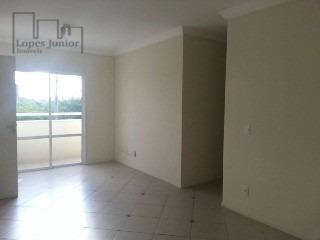 Apartamento À Venda, 65 M² Por R$ 300.000,00 - Parque Campolim - Sorocaba/sp - Ap0805