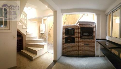 Imagem 1 de 27 de Casa Em Condomínio 4 Suítes 12 Vagas Espaço Gourmet Para Venda Em Jardim Franca São Paulo-sp - 900961
