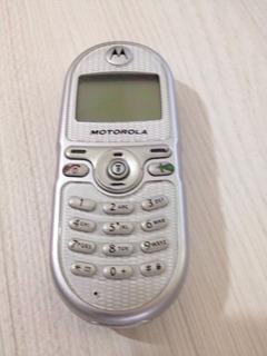 Motorola C200 - Não Funciona Mais