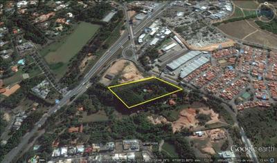 Área Comercial À Venda, Vila Pagano, Valinhos. - Ar0004