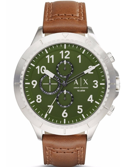Relógio Armani Exchange Aeroracer Ax1758