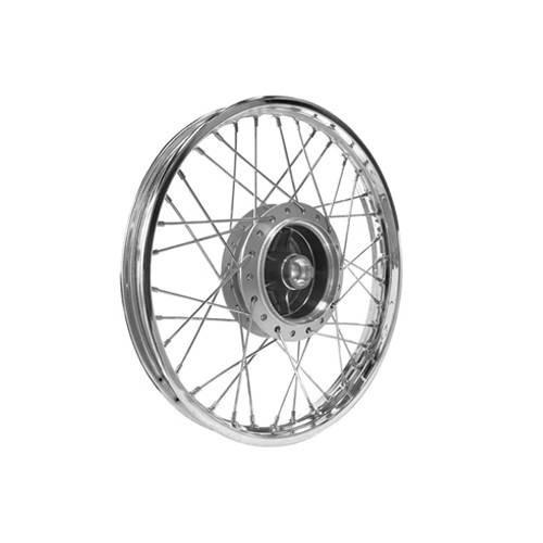 Roda Montada Cg Titan 150 2000 Em Diante Diafrag