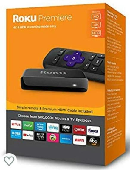 Roku Premier Tv Smart 4k Superior Tus Hijos Lo Adoraran