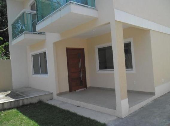 Casa Em Itaipu, Niterói/rj De 245m² 4 Quartos À Venda Por R$ 630.000,00 - Ca244049