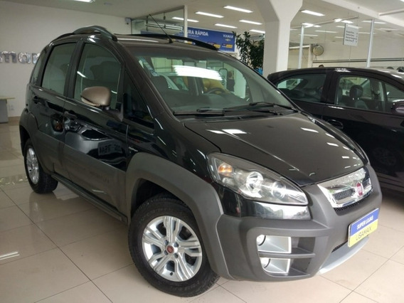 Idea 1.8 Mpi Adventure 16v Flex 4p Automatizado 2014/2014