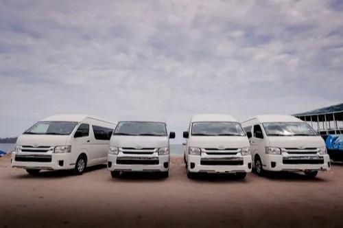 Toyota Hiace 2017 Ocacion
