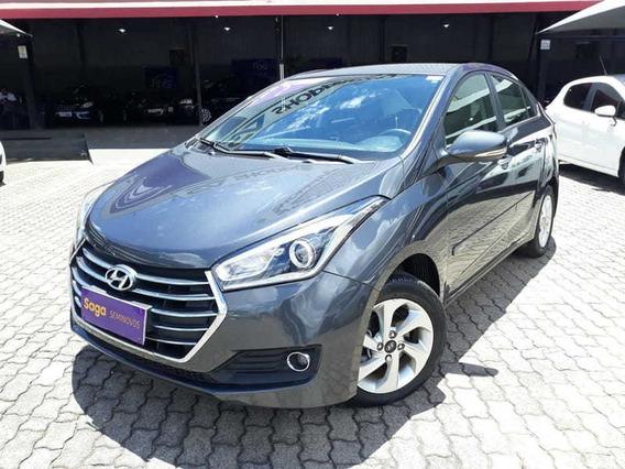 Hyundai Hb20s 1.6at Premium Blueaudio Couro