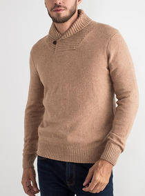 Sweater Cacharel Camel Talla Xl