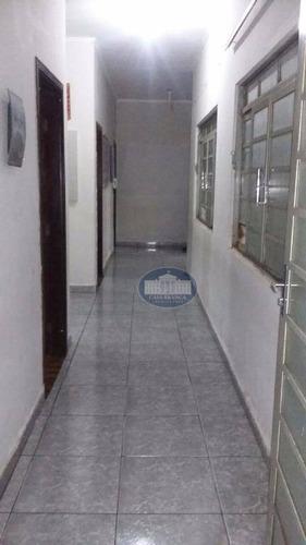Imagem 1 de 5 de Casa Residencial À Venda, Planalto, Araçatuba. - Ca0666