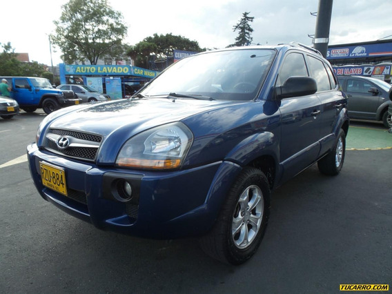 Hyundai Tucson Gl Mt 2000 Aa