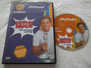 Dvd - Luciano Huck - Grandes Hits Dvdokê