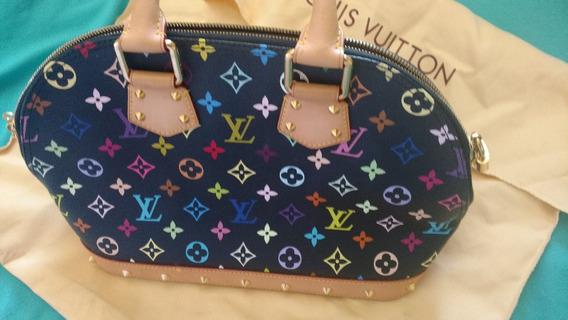 Bolsa Louis Vuitton Original Multicolor Monogram