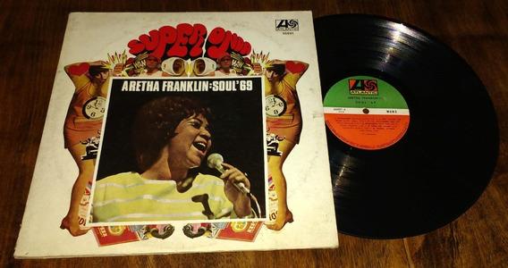 Aretha Franklin Soul 69 Disco Vinilo Lp