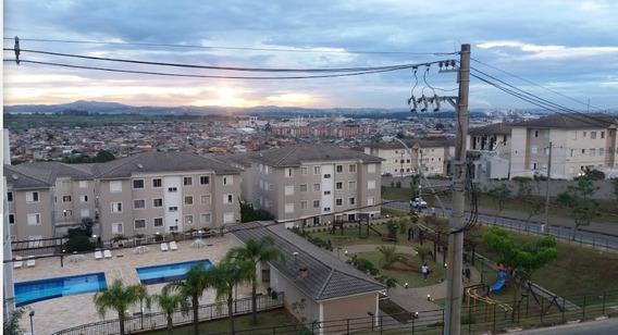 Apartamento Em Mogi Das Cruzes Clube Vila Bella 2 - Ap3343v