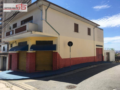 Sobrado Com 4 Dormitórios À Venda, 228 M² Por R$ 825.000,00 - Vila Bonilha - São Paulo/sp - So1352