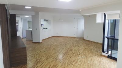 Apartamento Sao Paulo, No Bairro Real Parque Morumbi - 3 Dor