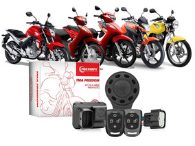 Alarme Moto Taramps Tma Freedom 200 Função Presença
