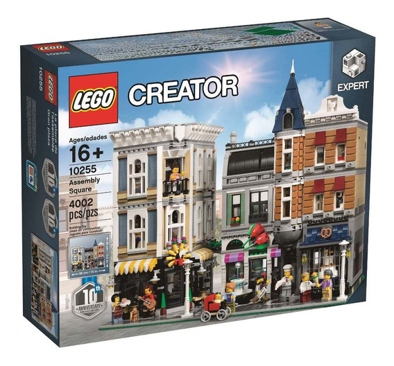 Lego Creator 10255 Modular Assembly Square