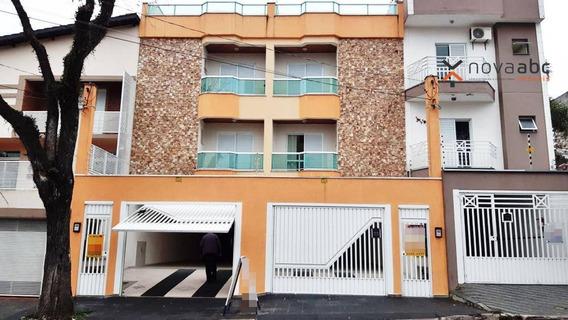 Apartamento Com 1 Dormitório À Venda, 64 M² Por R$ 320.000 - Vila Leopoldina - Santo André/sp - Ap1021