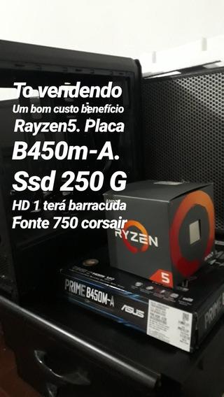 Computador Game Amd