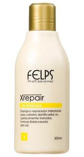 Xrepair Bio Molecular - Shampoo Sem Sal 300ml