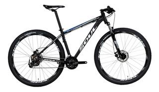 Bicicleta Mtb Aro 29 Soul Black Rain / Tamanho M / 17